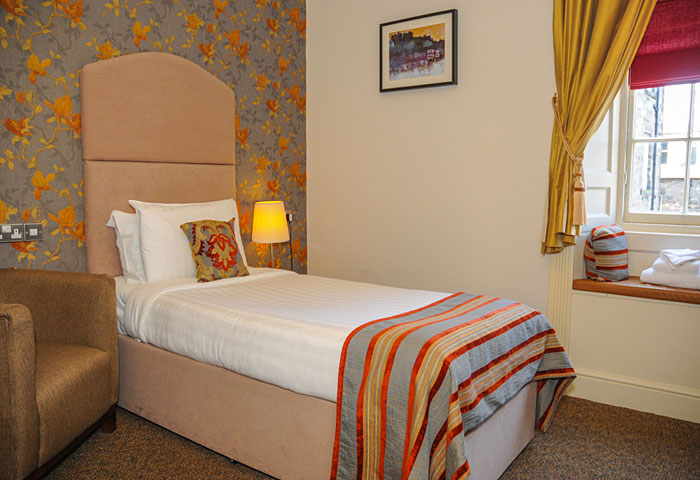 The Salisbury Hotel - Single room
