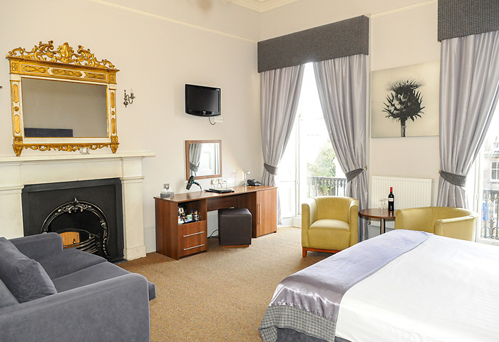 The Salisbury Hotel - Family room